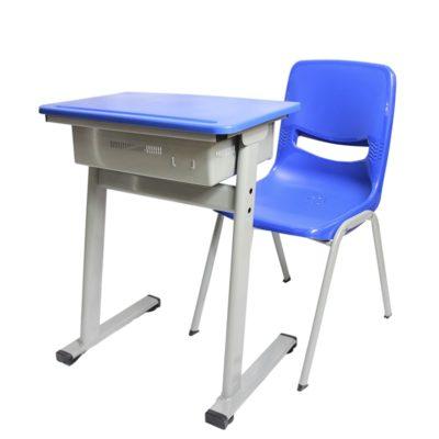 silla-mesa-azul